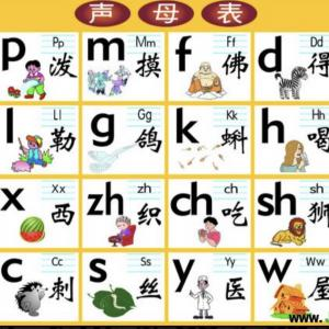 中国語学習① 子音の発音学習 お勧め動画