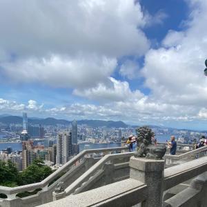 香港といえば!な絶景を楽しむビクトリアピーク
