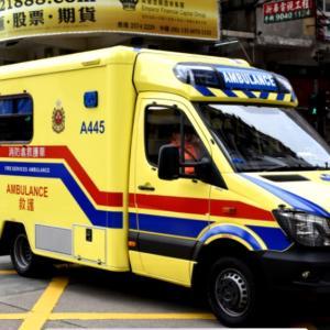 香港でコロナウィルスのテストを受ける