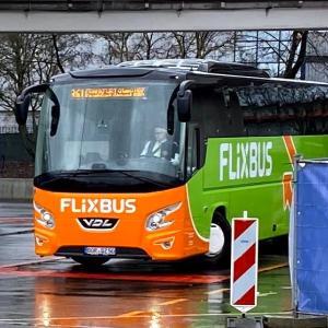 FlixBusを利用してヨーロッパをお得に移動♪