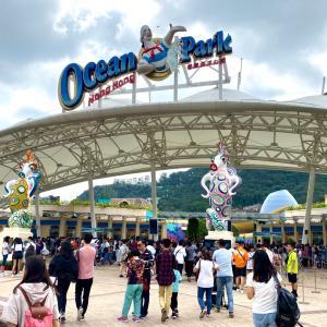 日本人にあまり有名でないのはなぜ?ビッグスケールの香港オーシャンパーク