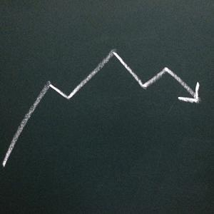 株式チャート「三尊天井」は仏教が語源