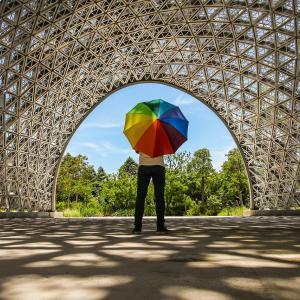 【日傘 折りたたみ】完全遮光で人気のおすすめメンズ日傘ランキング