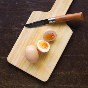 【レシピ】ダイソーの「味付けたまごメーカー」でカンタン燻製たまご