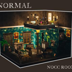 PARANORMALパックレビュー。新アイテムでお部屋作り。