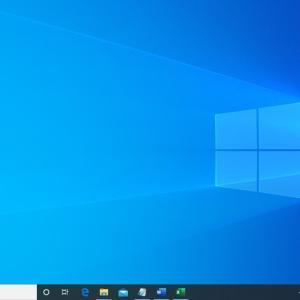 簡単にデスクトップを表示する方法