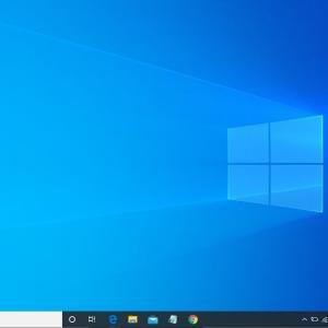 Windows10でデスクトップアイコンの間隔を調整する方法