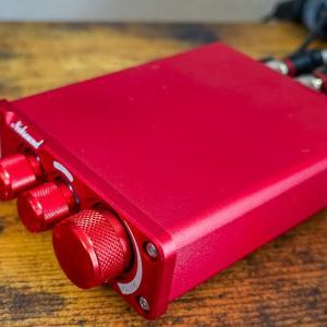 スピーカの音質改善にトーンコントロール付き小型アンプを購入