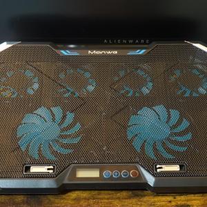 冷却台でゲーミングパソコンは冷えるのか?
