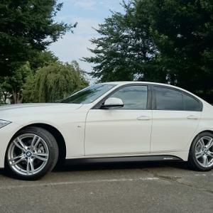 愛車紹介(BMW F30)