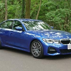 BMW G20 330i M Sports インプレッション ~納車までの代車(1)~