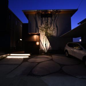 稲沢市の新築外構工事完了