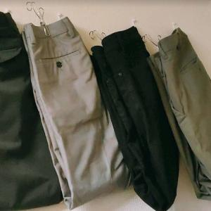 賃貸一人暮らしのズボン収納は簡単DIYでおしゃれに解決 【生活感をなくす】