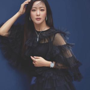 本当に40代!?綺麗過ぎる韓国女優♡