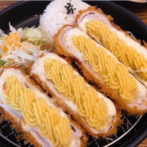 コグマチーズとんかつだってぇ~(´艸`*)♡