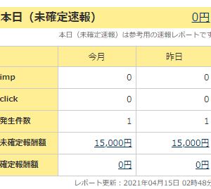誰でも数分で15,000円が手に入る「セルフバック」について解説!