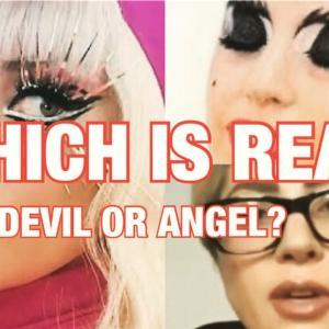 レディ・ガガと悪魔の関係をファッションを通して考察