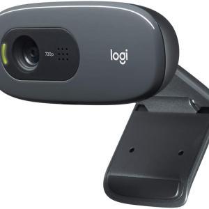 ロジクール ウェブカメラ C270n ブラック