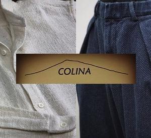 生地のスペシャリスト。COLINA(コリーナ)とは