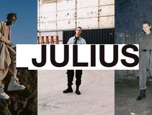 """【""""モード""""から音楽・服・場所の世界観を】JULIUS(ユリウス)とは"""