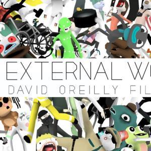 知られざるインディペンデント・アニメーションの世界 ーデイヴィッド・オライリー『エクスターナル・ワールド』ー
