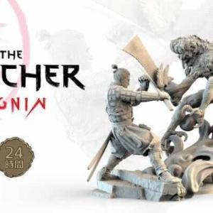 『THE WITCHER: RONIN』ゲラルトが妖怪退治する「ウィッチャー」のIFストーリーがコミック化。本日19時までの支援で限定フィギュアのオファーも !