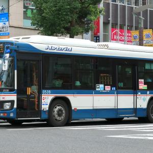 京成バス 0539