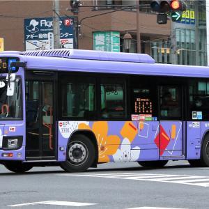 松戸新京成バス 3306