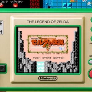 「ゲーム&ウオッチ ゼルダの伝説」が11月12日より発売!予約方法を検証