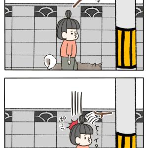 不器用カラス