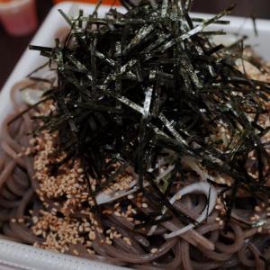 なぜ蕎麦にラー油を入れるのか。な『壬生』さんでテイクアウト!