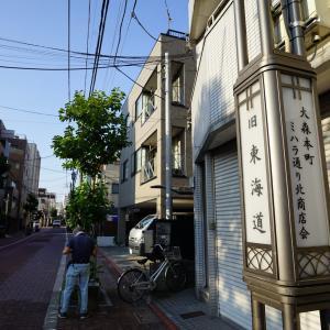 偽『東京いい道、しぶい道』〜【大森の海苔ノリ街道・・・美原通り・するがや通り】