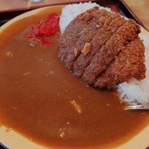かなり久々なキッチン南海東池袋店でメンチカツカレー!