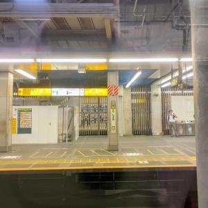 渋谷駅 埼京線 ホーム 遠い