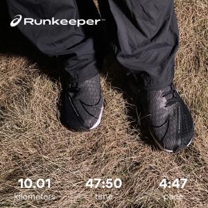 NIKE ZOOM RIVAL FRY 2でキロ4分30秒~5分程のペースで10km走ってみての感想