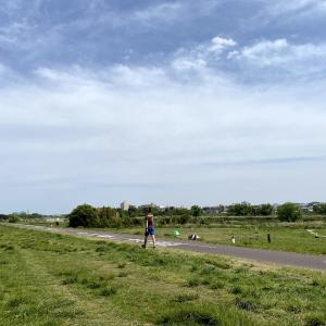 久しぶりのロードバイクで多摩サイをゆっくりサイクリング