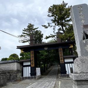 箱根駅伝でおなじみ遊行寺坂で有名な遊行寺へ