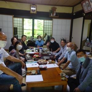 和田芳治さんの「私の恋文」を活かす会議 「モチベーシヨンアップの極意」ヒント 125 会の名前「恋文ー475」です