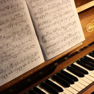 ピアノ予選通過しました