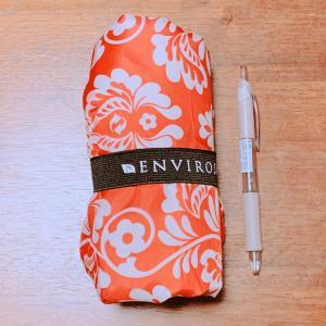 携帯用保冷タイプのエコバッグ ENVIROSAX(エンビロサックス)