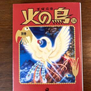 本を読まない私が珍しく図書館まで借りに行った手塚治虫『火の鳥』
