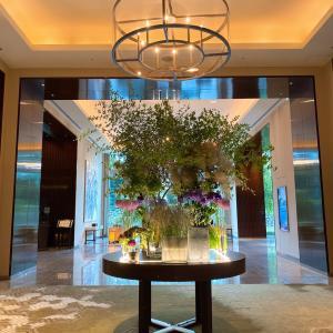 パレスホテル東京で素敵な時間