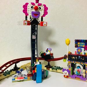 レゴ ヒドゥンサイド ゴーストのいる遊園地  購入レビュー