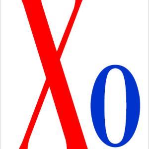 通り芯 通り符号X、Yの標識看板無料でダウンロード