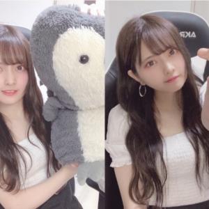 【SKE48 10期生】りかぴ(木内俐椛子さん)・SKE48公式ブログ更新【おとなりかぴとゲーミングチェアと阪神質問】