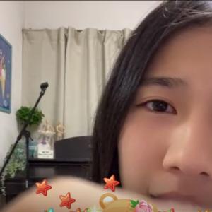 【SKE48 10期研究生 多才な美人 澤田奏音】2021年1月13日(水)SHOWROOM Twitterまとめ【おかえりさんちゃん】