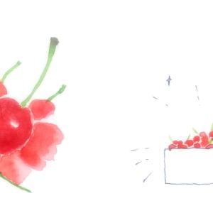 山のめぐみ② ベリーの季節(桑、グミ)