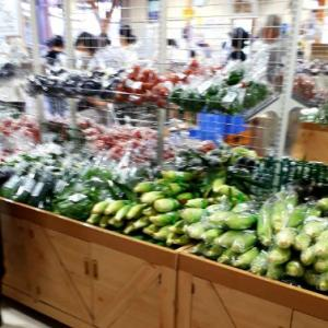 【道の駅 アルプス安曇野ほりがねの里】お土産に野菜や果物もオススメ!?地元の方にも人気の直売所です。