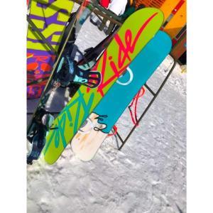 賃貸アパート...スノーボードは押し入れに収納で決まり!