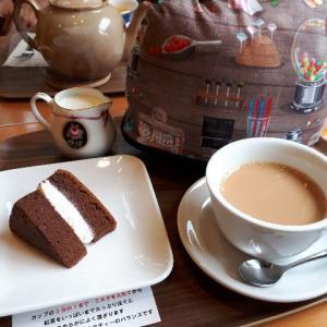 安曇野観光「紅茶専門店 きないね」。静かなカフェで、ひとりでもゆっくりできます!